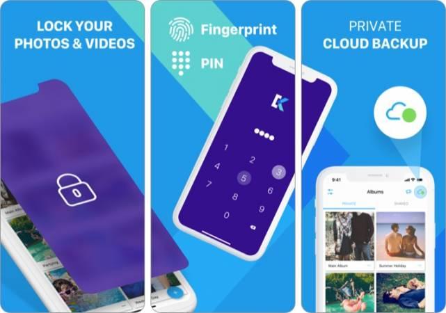 أشهر تطبيقات حماية الصور للايفون 2020 مجانا
