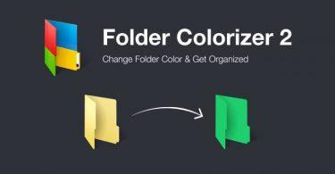 تحميل تطبيق Folder Colorizer لتلوين ملفات الويندوز