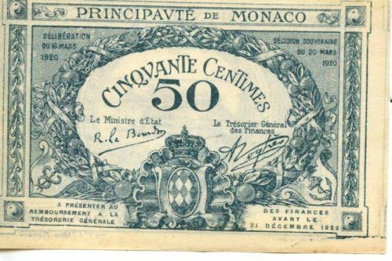 عملة دولة موناكو
