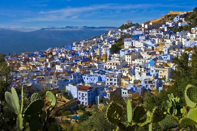 أفضل 5 مدن سياحية في المغرب