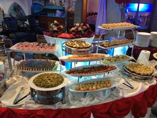 المطاعم العربية في الرياض