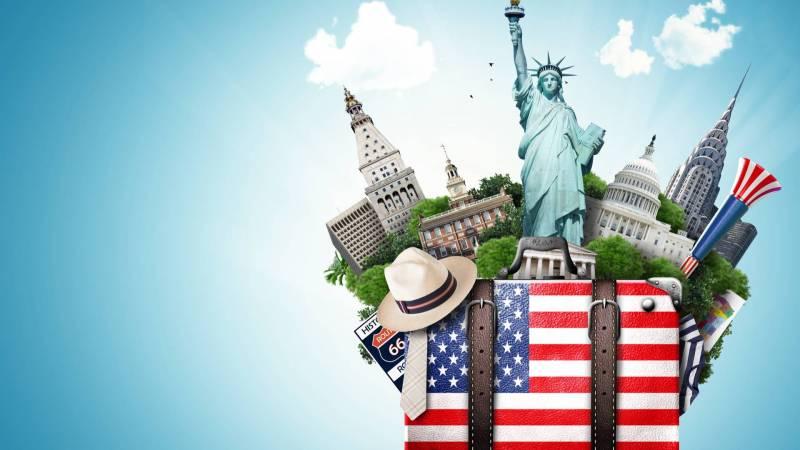 صورة الهجرة إلى أمريكا 2020
