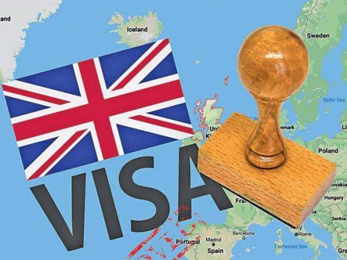 الهجرة إلى بريطانيا 2020