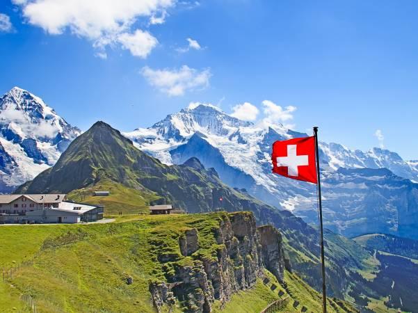 صورة الهجرة إلى سويسرا 2020