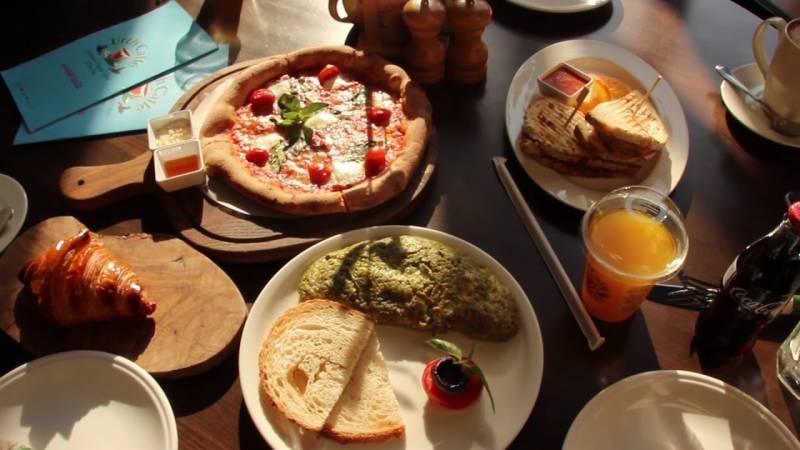 مطاعم إفطار في الرياض