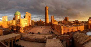 السياحة في بخارى 2020