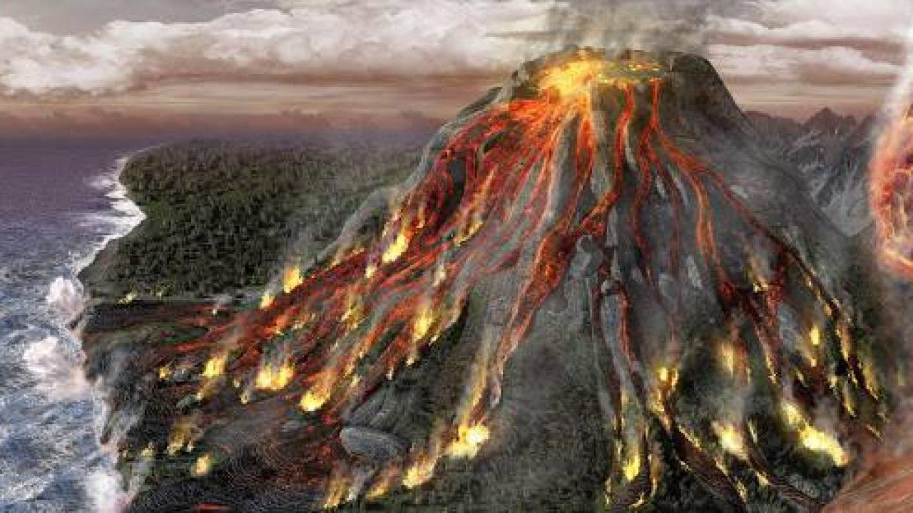 تفسير حلم البركان موقع معلومات