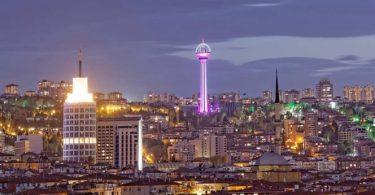 تقرير عن مدينة أنقرة