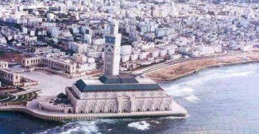 تقرير عن مدينة الدار البيضاء