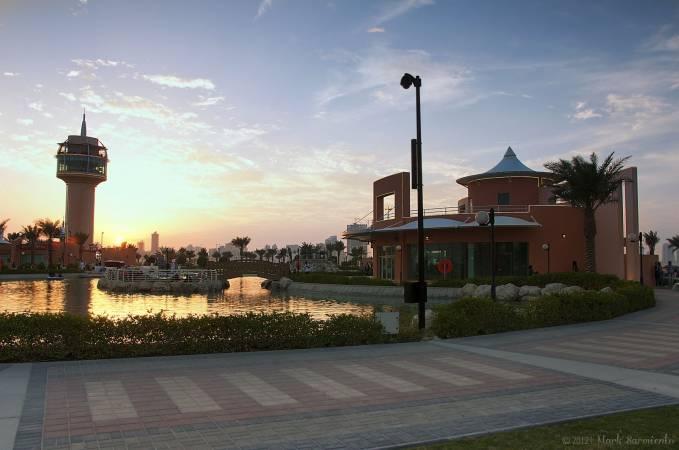 الحدائق العامة في البحرين