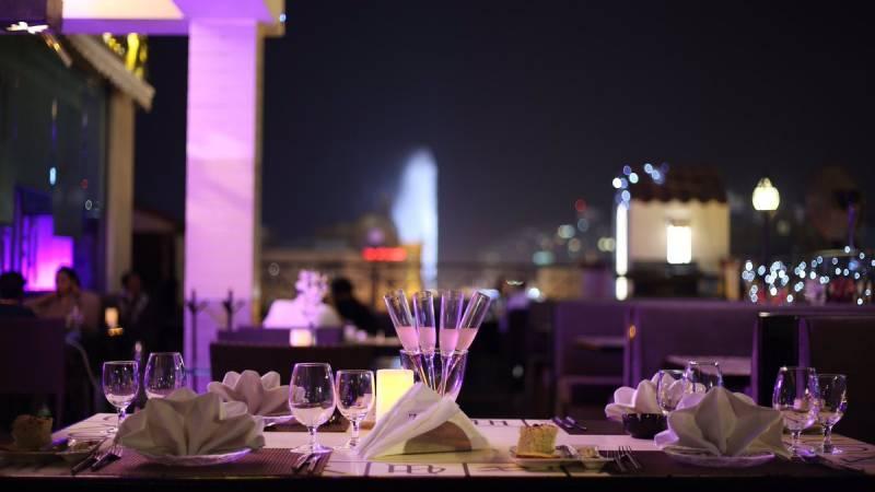 المطاعم الرومانسية في جدة