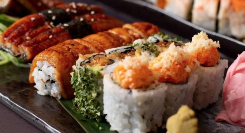 مطاعم السوشي في الرياض