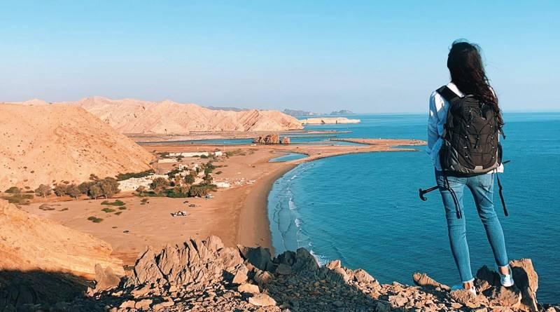 معلومات عن شاطئ يتي في سلطنة عمان