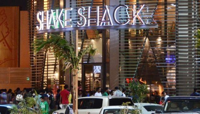 مطاعم الوجبات السريعة في جدة