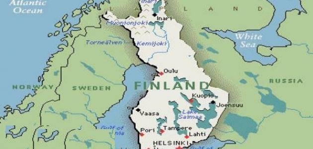 عملة دولة فنلندا