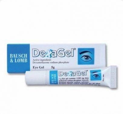 مرهم ديكساجيل لعلاج التهاب العين Dexagel
