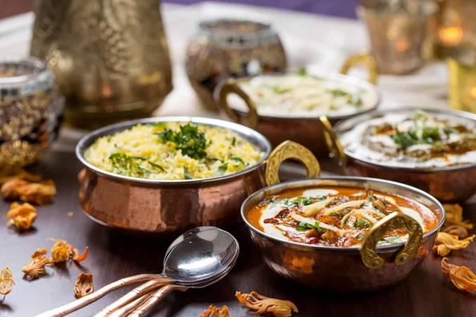 المطاعم الهندية في الرياض