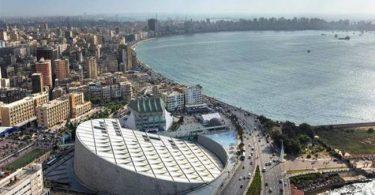 تقرير عن مدينة الإسكندرية