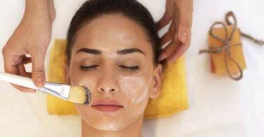قناع البيض لازالة الشعر الزائد في الوجه