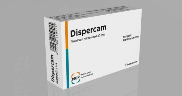 اقراص ديسبيركام للتخفيف من اعراض هشاشة العظام Dispercam