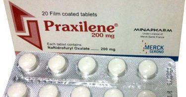 براكسيلان لتحسين الدورة الدموية Praxilene