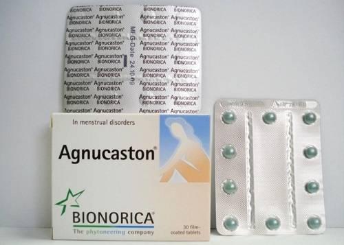 نشرة اقراص اجنوكاستون Agnucaston لتنظيم الدروة الشهرية