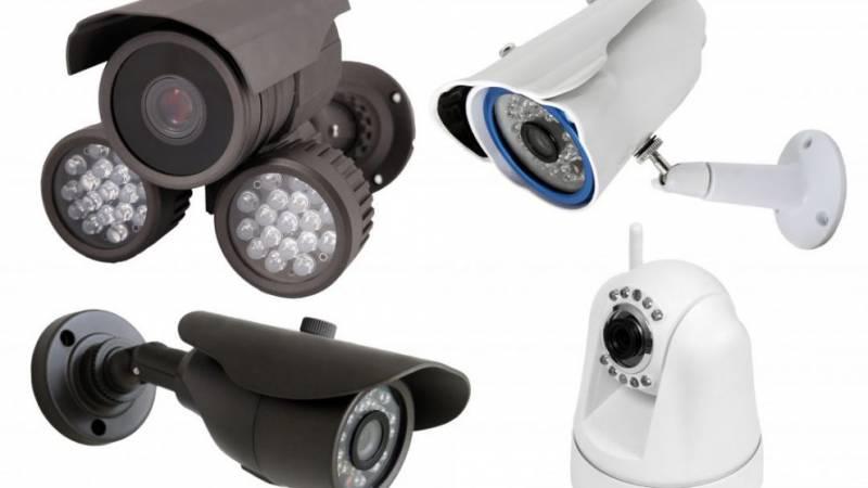 صورة أفضل أنواع كاميرات المراقبة