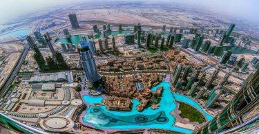 تقرير عن مدينة دبي