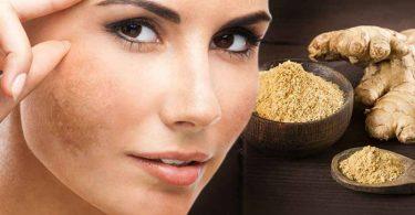 فوائد شرب الزنجبيل للبشرة