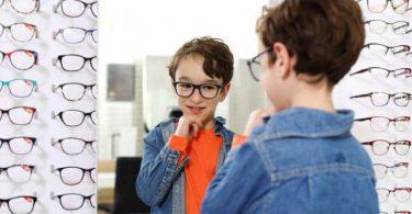 افضل انواع النظارات الطبية للاطفال