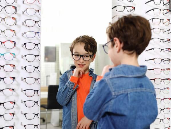 صورة افضل انواع النظارات الطبية للاطفال