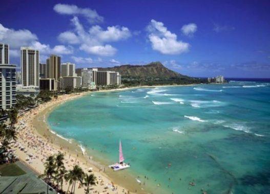 السياحة في جزر هاواي 2020