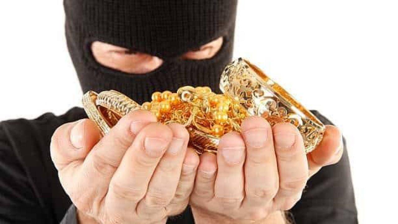 حلم سرقة الذهب تفسير