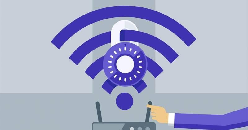 صورة أفضل أنواع التشفير للشبكات اللاسلكية
