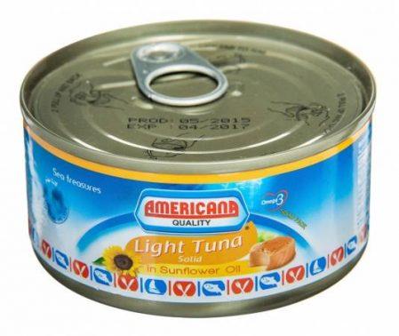 أفضل أنواع التونة
