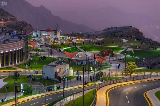 صورة معلومات عن منتزه الأمير حسام بن سعود في الباحة