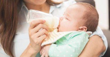 أفضل أنواع الحليب الصناعي للأطفال