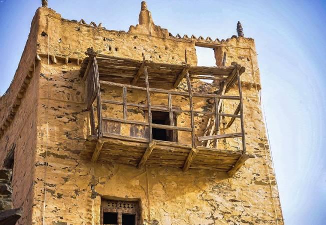 صورة معلومات عن قرية الأطاولة في الباحة