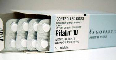 ريتالين لعلاج قصور الانتباه Ritalin