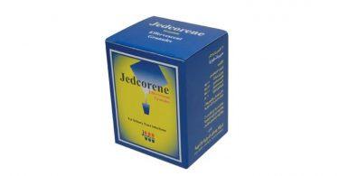 جدكورين لعلاج التهاب المسالك البولية Jedcorene Sachet