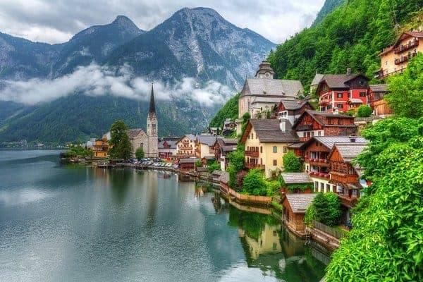 عيوب الهجرة الى النمسا
