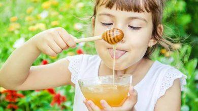 صورة أفضل أنواع العسل للأطفال