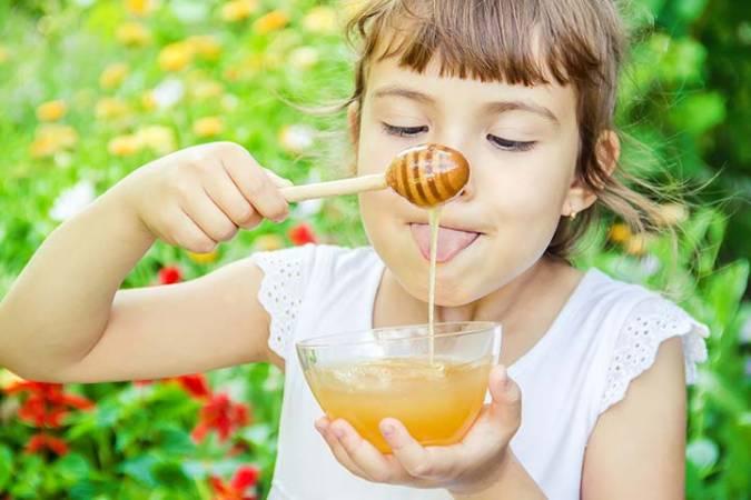 أفضل أنواع العسل للأطفال