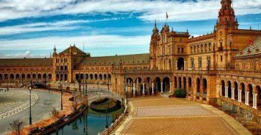 مدن جنوب اسبانيا