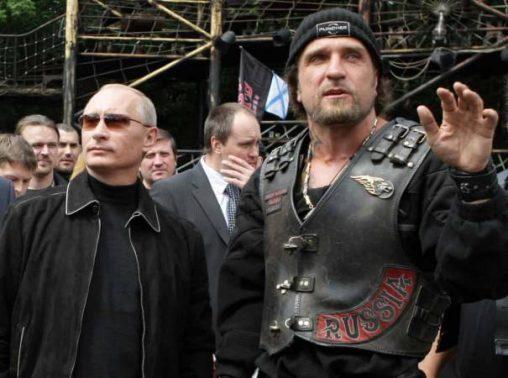 العصابات في روسيا