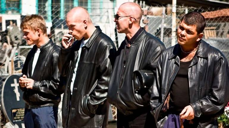 العصابات في موسكو
