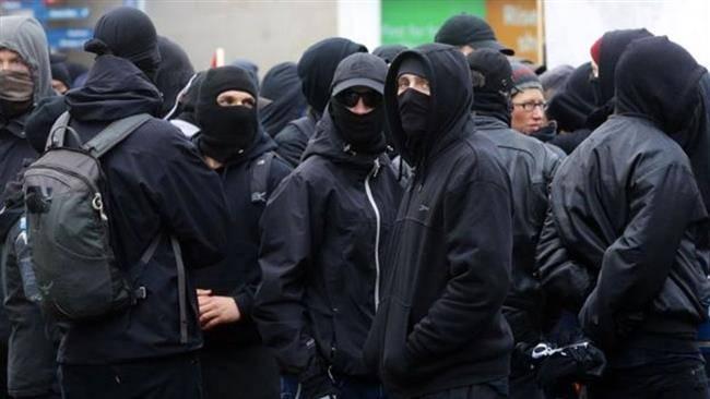 العصابات في ستوكهولم