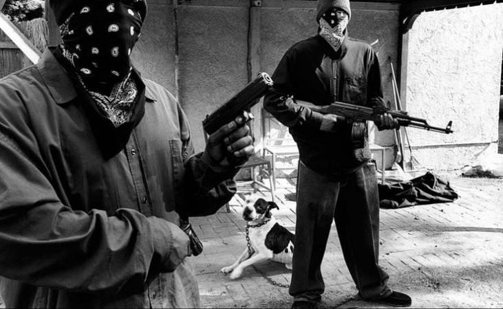 العصابات في فرنسا