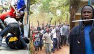 العصابات في كينيا