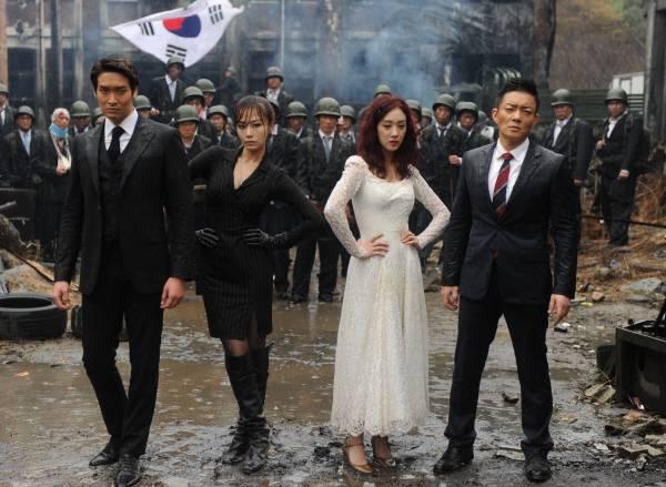 مسلسلات كورية 2012